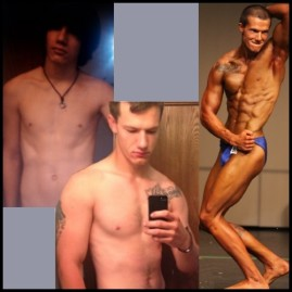Nick B. – Mike Launched My Body Building Career.